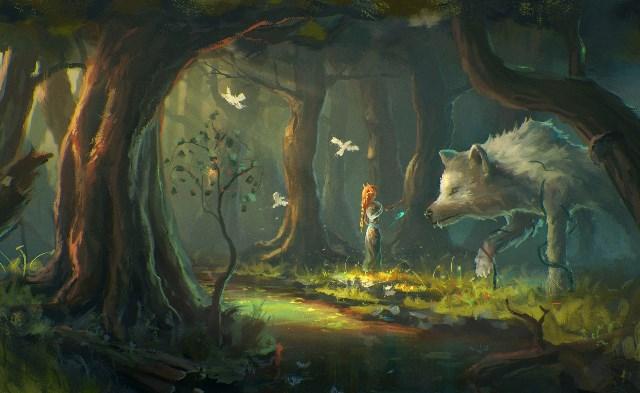 girl-wolf